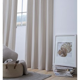 Cortina Basco 0001 Bege 2,60X4,00M - BecaDecor